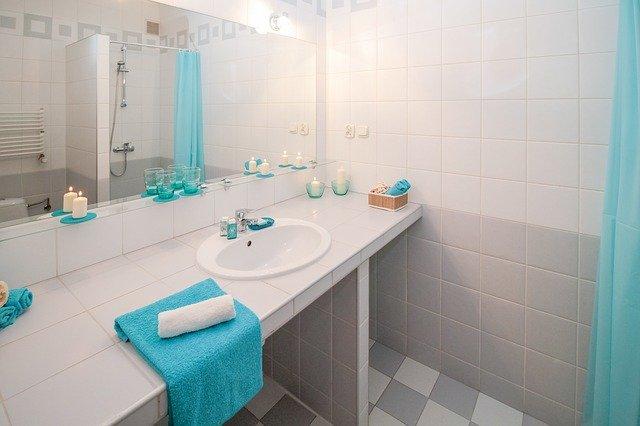 dispensador de jabón para el baño